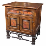 Copper & Old Wood Furniture