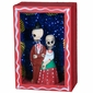 Day of the Dead Campesino Couple Diorama