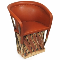 Equipale Pigskin Restaurant Chair