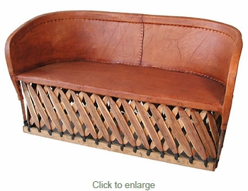 Equipale Shallow Sofa