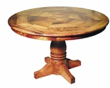 Handmade Mesquite Dining Tables