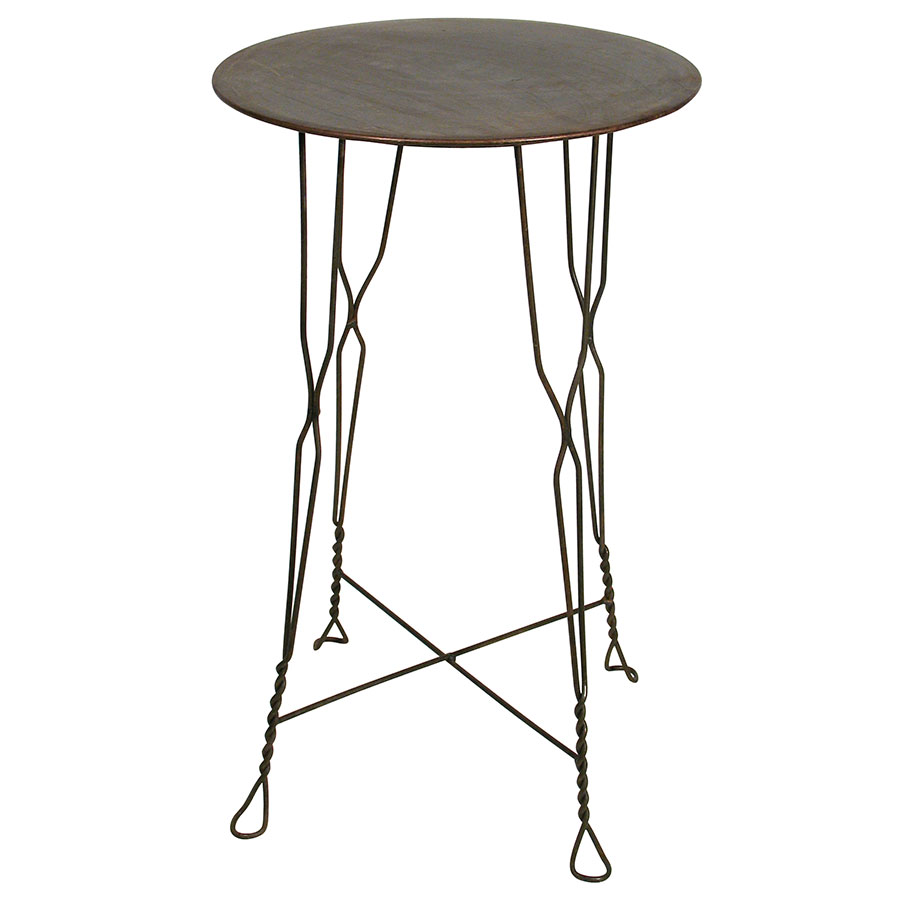 Tall Bistro Table