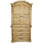 Imperial Bedroom Armoire 2 Piece
