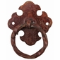 Iron Twisted Ring Drawer Pull - Pack of 4