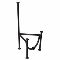 Wrought Iron Plate and Bowl Stands and Holders