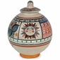 Jimon Ball Vase - Tonala Pottery