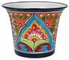 Large Assorted Traditional Talavera Flower Pot