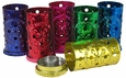Large Mexican Colored Punched Tin Luminarias - 6 Color Choices