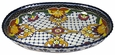 Large Oval Rosario Talavera Serving Bowl