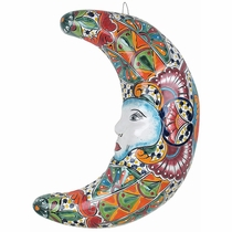 Large Talavera Moon