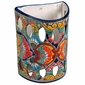 Large Talavera Wall Sconce