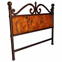 Mazatlan Copper & Iron Headboard