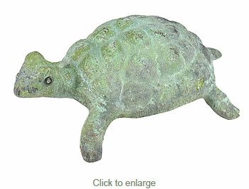 Medium Bronze Turtle