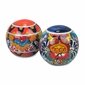 Medium Talavera Garden Ornaments - Set of 2
