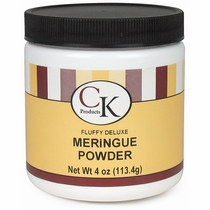 Meringue Powder 4 oz Jar