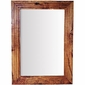 Mesquite Beveled Mirrors