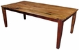 Mesquite Catalina Dining Table 84""