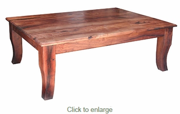 Mesquite Chunky Coffee Table
