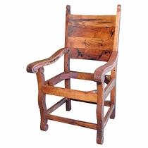 Mesquite Governors Arm Chair