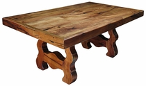 Mesquite India Dining Table/Desk
