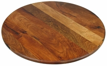 Mesquite Lazy Susan - Large