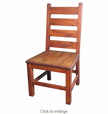 Mesquite Ranch Style Dining Chair