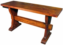 Mesquite Ranch Style Sofa Table