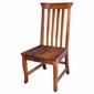 Spindle Back Mesquite Dining Chair