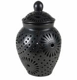 Mexican Black Clay Oaxacan Pottery