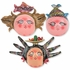 Mexican Coco Masks - Assorted Designs