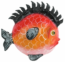 Mexican Coco Masks - Fish