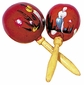 Mexican Gourd Maracas - Set of 2 Pairs