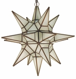 Mexican Hanging Star Lights and Ceiling Fixtures