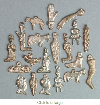 mexican milagros religious charms from mexico