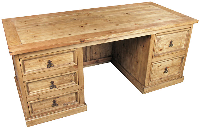 pine office desk. Pine Office Desk