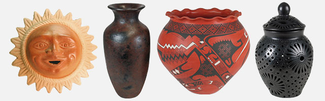 Mexican Pottery Rustic Southwest Pots And Decor From Mexico