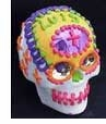 Mexican Sugar Skull Molds & Chocolate Molds
