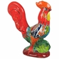 Mexican Talavera Rooster