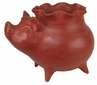 Mexican Terra Cotta Pig Pot