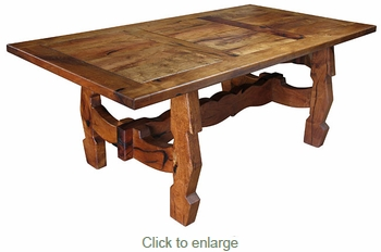 Mexicana Dining Table - Mesquite