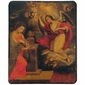 Mini Antiqued Retablo Print on Tin - Assorted