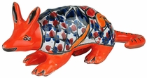 Mini Talavera Armadillo