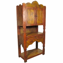 Old Mexico Tall Hutch Trostero