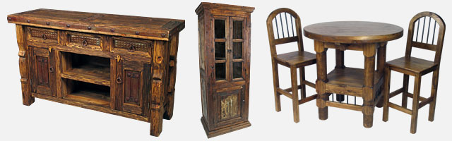- Old Wood Rustic Furniture