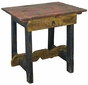 Painted Wood Ranch Mini Table Desk