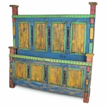 mexican painted bedroom furniture