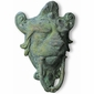 Patina Bronze Lion Door Knocker