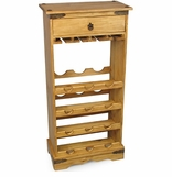 Pine Bars & Wine Racks