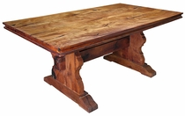 Rancho Nuevo Dining Table - Natural Mesquite