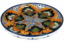 Round Assorted Talavera Serving Platter